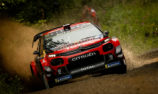 Citroen cans third Rally Australia entry