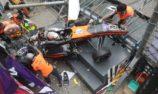 Horrific crash at Macau Grand Prix