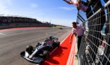 Hamilton claims sixth title as Bottas wins USGP