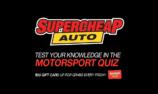 New Motorsport Quiz round – December 13