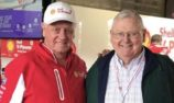 Johnson: Raymond helped save my race team