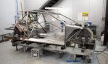 VIDEO: Work underway on Kelly Racing Mustang build