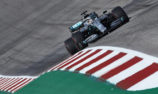 Mercedes explains Hamilton's subpar USGP qualifying