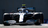Bottas fastest but reprimanded in Abu Dhabi practice