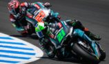 Factory bikes for Petronas Yamaha in 2020