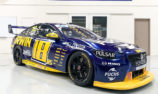 Series-winning NASCAR livery for Team 18 at Sandown