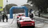 Snow delays Targa High Country start