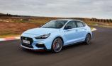 GALLERY: 2019 Hyundai i30 Fastback N