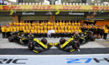 Renault secures fifth in title fight despite 'exasperating race'