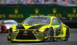 Van Gisbergen to race Lexus in Daytona 24 Hours