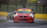 Heimgartner wins BNT V8 round as final race abandoned