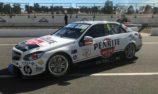 Erebus Mercedes returns to the track