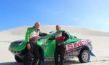 Aussie Commodore crew heads off for Dakar
