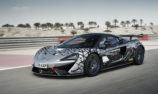 McLaren's road-legal race car