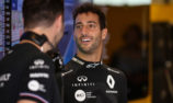 Ricciardo wants more off-track team building with Renault