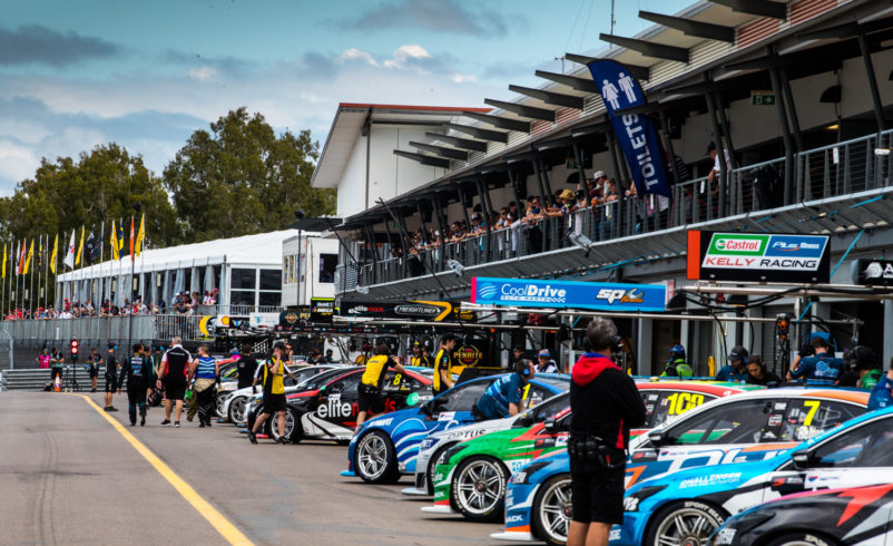 Supercars releases 2020 pit lane order