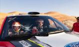 Dakar competitor hospitalised after shakedown crash