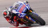 Lorenzo returns to Yamaha as test rider