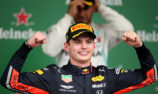 Verstappen signs multi-year renewal with Red Bull