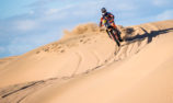 Price takes early Dakar lead despite road book drama