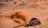 Sainz wins Dakar Stage 3, Al-Attiyah penalised
