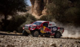 Al-Attiyah slashes Sainz' lead to 24 seconds on Stage 9