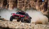 VIDEO: Dakar Stage 9 highlights