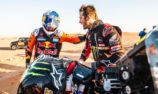 LIVE STREAM: Dakar finish podium