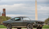 'Bullitt' Mustang sets record price