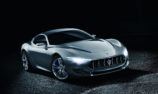 Maserati teases its electric future