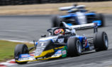 Lawson survives scare to win at Teretonga