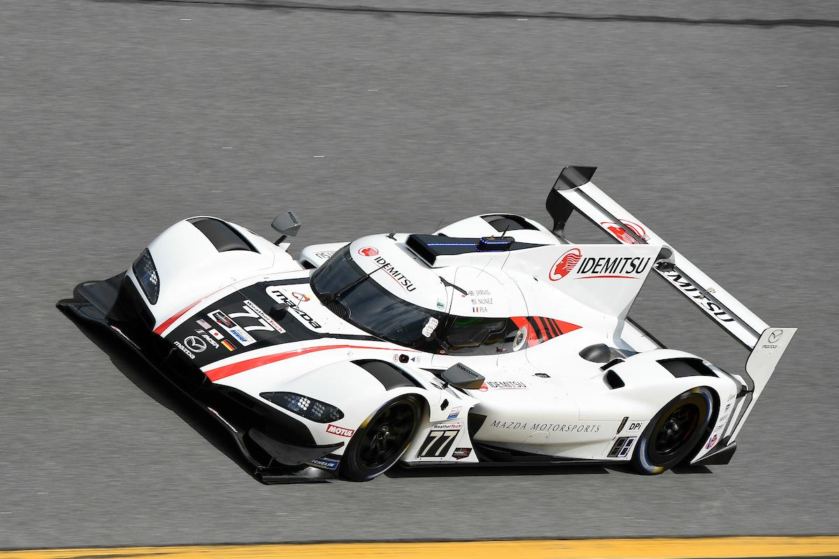 Mazda in command in Daytona - Speedcafe