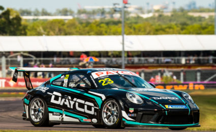 Russell firms up Carrera Cup program