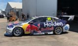 Lowndes unveils 2019 Red Bull Holden livery