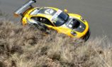Campbell takes provisional pole in bruising qualifying