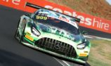 Fraga leads for GruppeM after first quarter of Bathurst 12Hr