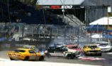 Bressington wins crash shortened TCM race