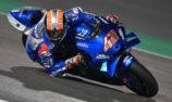 Rins heads Suzuki one-two on Day 1 of Qatar MotoGP test