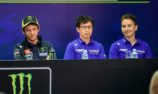 Rossi 'pushed a lot' for Yamaha to bring back Lorenzo