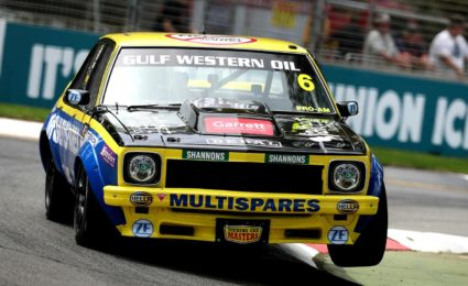 Hansford claims TCM pole in Adelaide