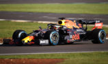 GALLERY: Red Bull Racing on track at Silverstone