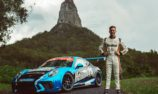 Carrera Cup rookie shows off new livery