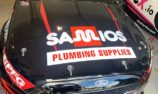 Supercars Apprentice Feeney gets support from Samios Plumbing Supplies