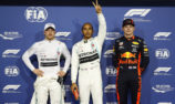 Hamilton suggests Verstappen comments are 'a sign of weakness'