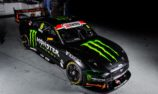 Covers come off Monster Energy Tickford Mustang
