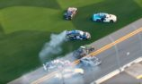 VIDEO: Six cars survive the NASCAR Clash at Daytona