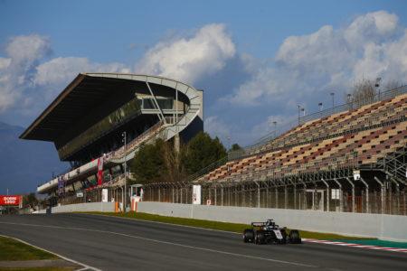 2020 Barcelona February testing II