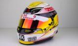 McLaughlin re-auctions helmet and suit for bushfire relief