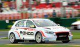 Brown continues to set pace in TCR Asia Pacific Cup