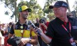 Ricciardo 'devastated' at AGP cancellation